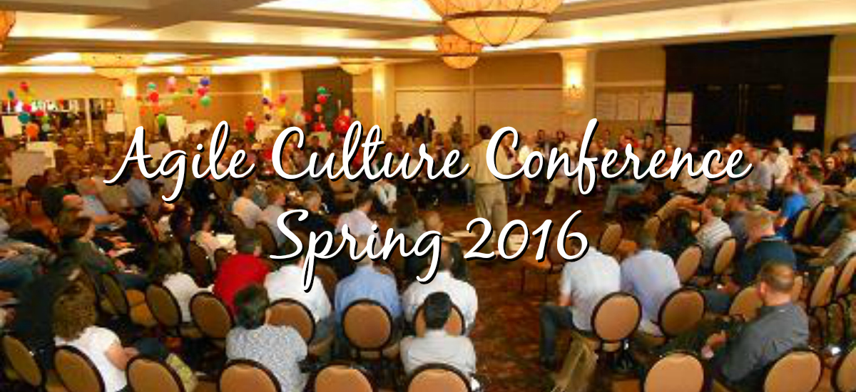 Permalink to: Agile Culture Conference 2016
