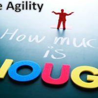 Requisite Agility