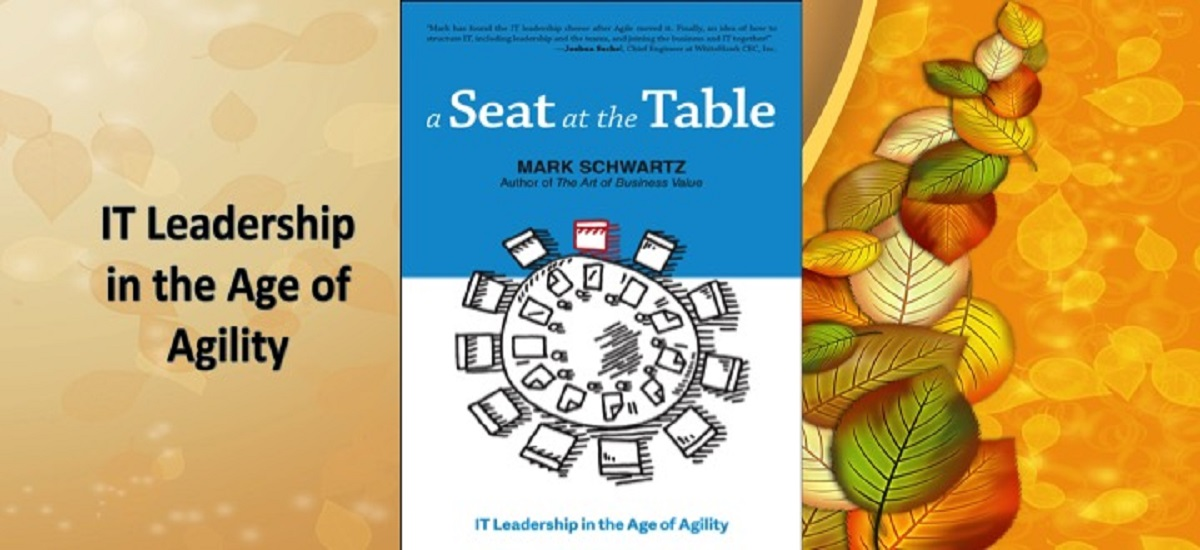 Permalink to: A Seat at the Table: IT Leadership in the Age of Agility