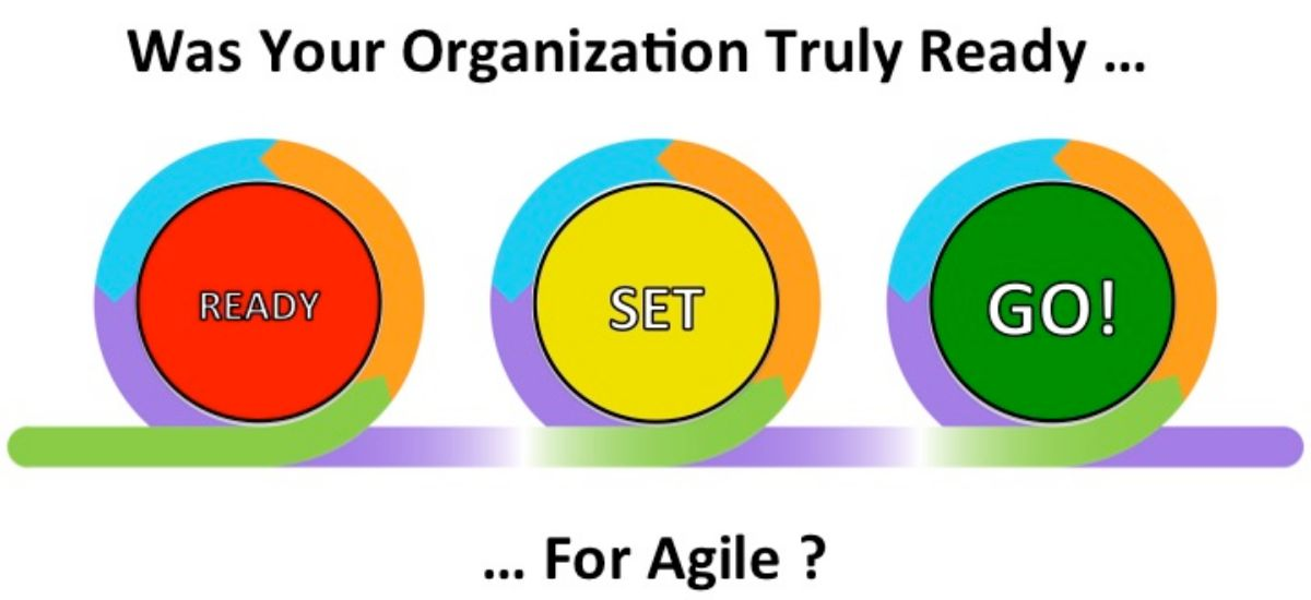 Permalink to: Was Your Organization Ready For Agile?