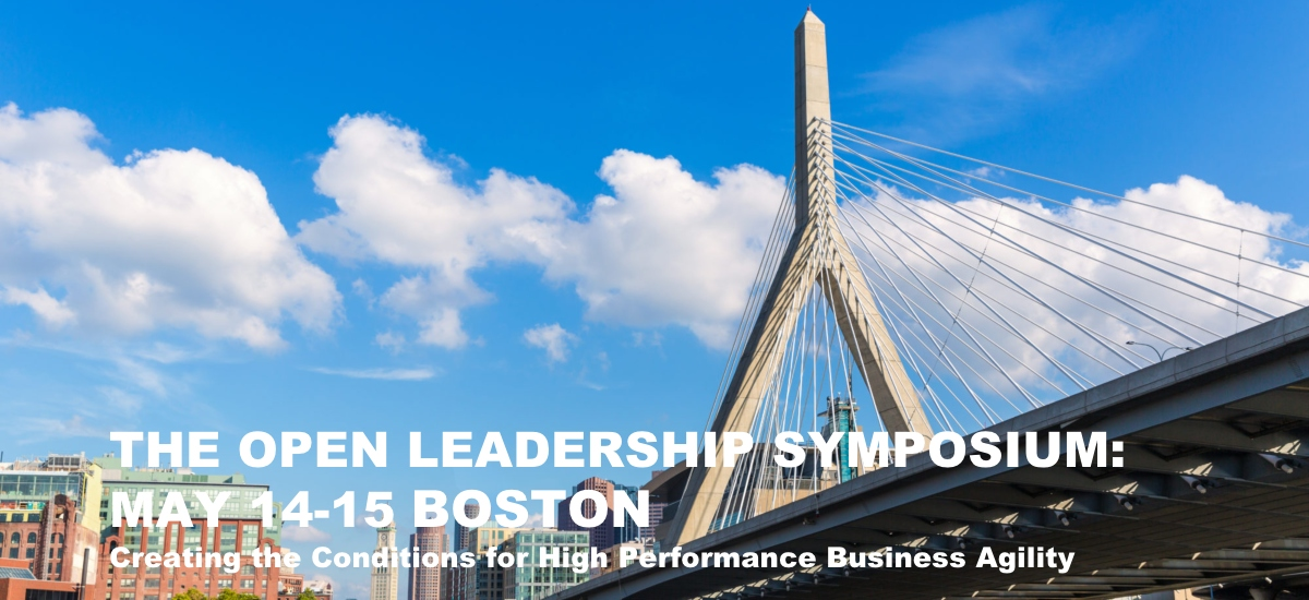 Permalink to: The Open Leadership Symposium