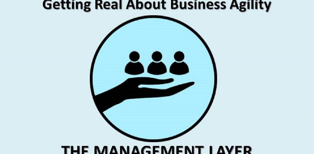 Permalink to: Getting Real About Business Agility: THE MANAGEMENT LAYER – PART II