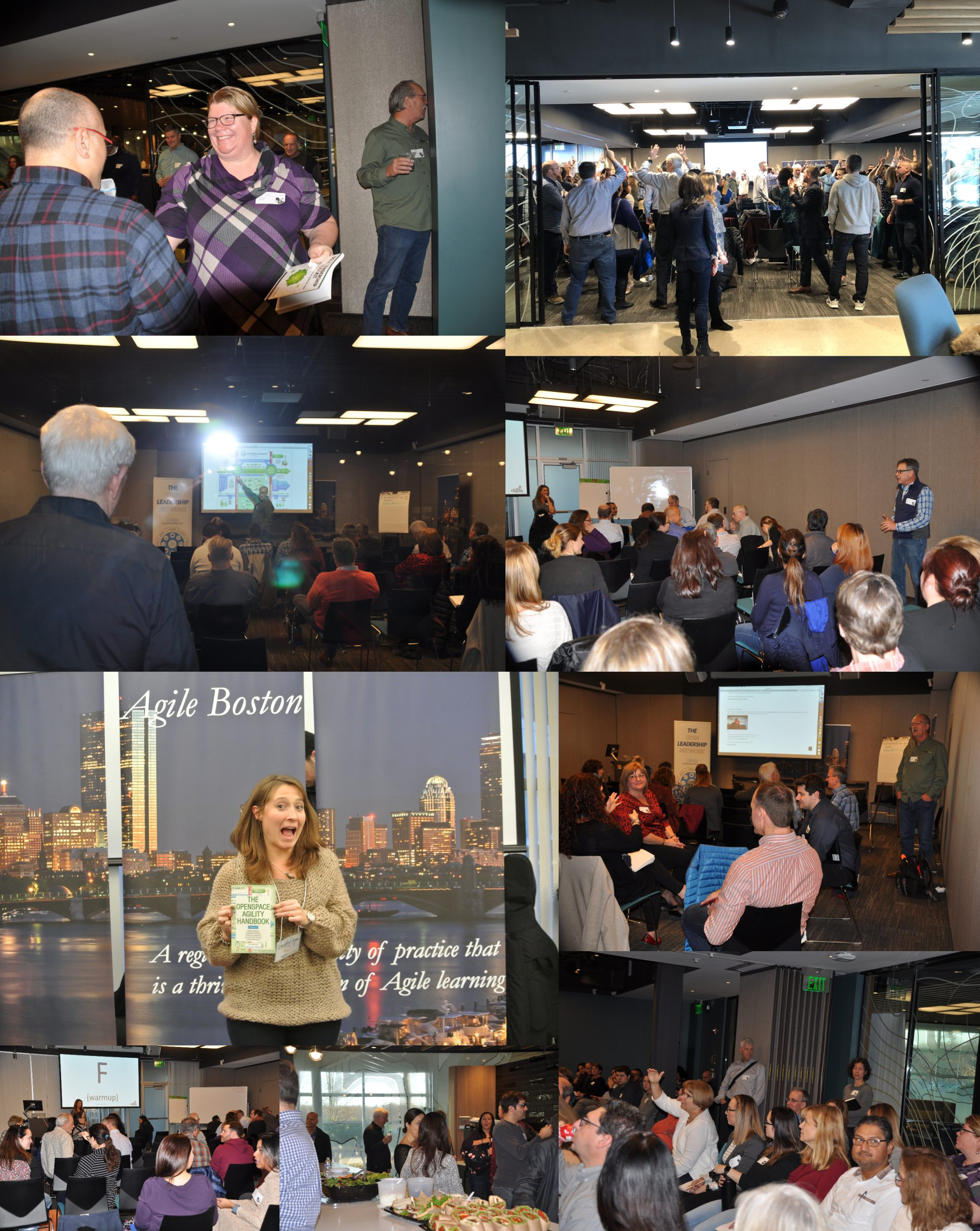 Photos from Give Thanks for Scrum ewvents