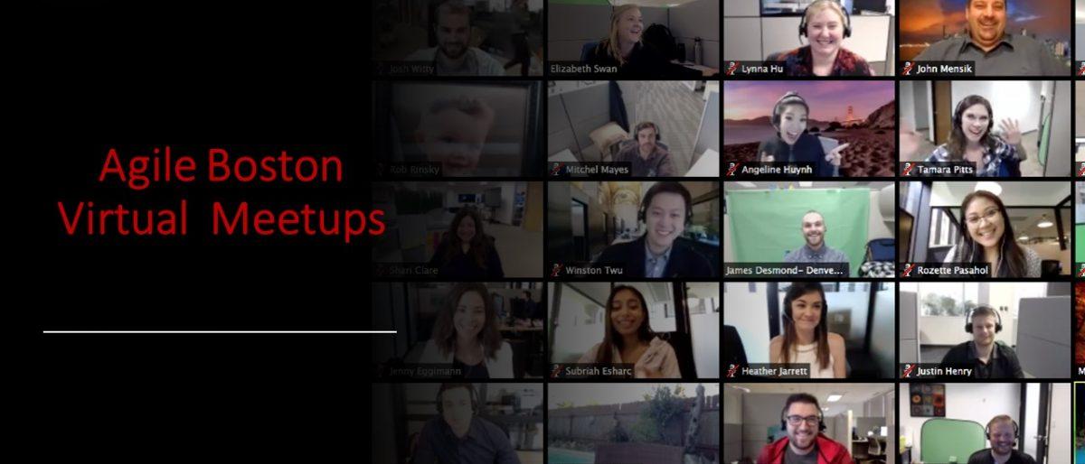 Permalink to: Agile Boston 2021 Virtual Meetups